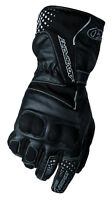 New AGVsport Voyager Leather Motorcycle Gloves Waterproof Thinsulate liner