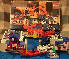 Vintage Lego Legoland Set 364 Harbour Scene (1975) 100% complete
