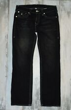 TRUE RELIGION STRAIGHT MEN'S JEANS size W34 L34 34/34