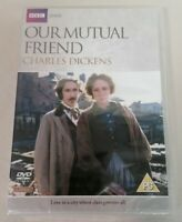 DVD - *New & Sealed* Charles Dickens Our Mutual Friend DVD Set Region 2 UK BBC