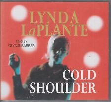 COLD SHOULDER - Lynda LaPlante. Read by Glynis Barber (3xCD SET 2000)