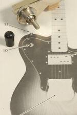 Genuine Fender '70s New Old Stock Telecaster Tele Custom Black Switch TIp