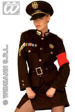 MARLENE army fancy dress Costume WAR military 1940 10/12