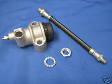 MG NEW MGB 1800 CLUTCH SLAVE CYLINDER & FLEXI HOSE & WASHER & NUT KIT ***EBS4