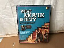 Jigsaw Puzzle What Movie Is That Trivia Game Buffalo Games New Sealed