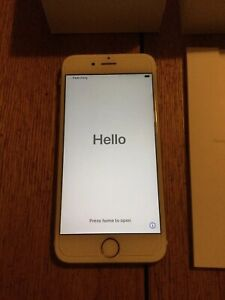 Apple iPhone 6s - 32GB - Rose Gold (Sprint) A1688 (CDMA + GSM)
