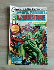 Marvel Presents Bloodstone  #1 First Issue (1975) Vintage Comic