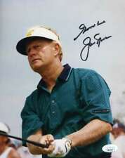 Jack Nicklaus JSA Coa Autograph Hand Signed 8x10 Photo