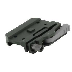 Aimpoint Micro LRP (Lever Release Picatinny) QD Mount - base only 12905