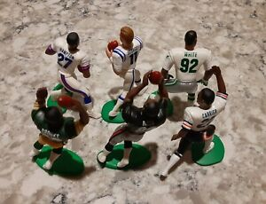 KENNER STARLING LINEUP NFL FOOTBALL Action Figure Loose LOT of 6