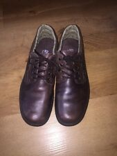 Gri Sport Wash Brown Leather Spo-Tex mens Shoes Size 12 BNWT RRP £75 *C1