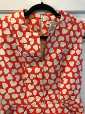 27. Paul & Joe Sister Heart Dress Euc 40/6 $199