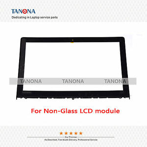 New AM0ZF000500 5B30K79440 Lenovo Y700-15 Y700-15ACZ LCD Front Bezel Non-glass