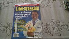 LIFE EXTENSION Magazine  April 2014  CoQ10 Dramatically Improves Survival