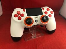 Scuf Gaming Infinity4PS PRO Playstation 4 PS4 Controller - White Shell EMR