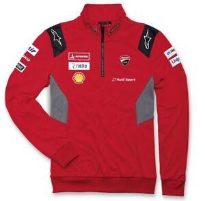Ducati Corse GP20 Replica Sweater Sweatshirt Moto Gp Dovizioso Petrucci New