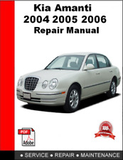 car truck service repair manuals for kia for sale ebay rh ebay com 2006 kia amanti owners manual 2006 Kia Amanti Recalls