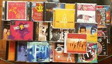 KONVOLUT! 30 CD's + 4 Doppel-CD's Pop, Dance, Disco, Funk, Chillout, Beat u.a.