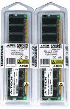 A-Tech 2Gb 2 x 1Gb Pc2100 Desktop Ddr 266 Mhz Dimm 184-pin Ddr1 Memory Ram 2G 1G