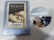 VALMONT ANNETTE BENING COLIN FIRTH DVD SLIM CASTELLANO ENGLISH