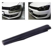 Scrub Matte Black Car Headlight Tail Light Tint Vinyl Film Cover Decal 100x 30CM