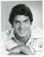 LOU FERRIGNO SMILING PORTRAIT THE INCREDIBLE HULK ORIGINAL 1979 CBS TV PHOTO