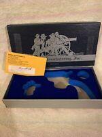 "Heritage Manufacturing Inc. Rough Rider 22 Combo 3"" Blue Bird Head Factory Box"