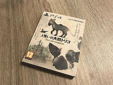 The Last Guardian PS4 - Launch Edition + Fourreau (neuf sous blister)