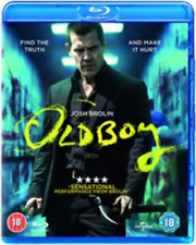 Josh Brolin, Elizabeth Olsen-Oldboy (Uk Import) Blu-ray New