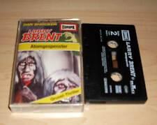 Larry Brent - Hörspielkassette MC Folge 12 - Atomgespenster