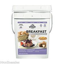 Augason Farms Breakfast Emergency Disaster Survival Camp RV Food Pail Kit Pack