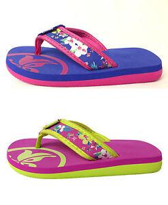 "Girls / Kids Urban Beach ""Cadillac Drive"" Flip Flops"