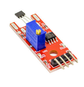 Hall Effekt Transistor Sensor LM393 für Arduino Raspberry Pi