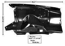 1953-56 Ford Pickup Truck Inner Fender - RH