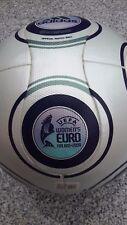 Adidas Terrapass Womens UEFA Euro 2009 Official  Match Ball Size 5