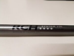 (K) Callaway RCH System 75i Graphite Golf Iron Shaft Choose Your Length.