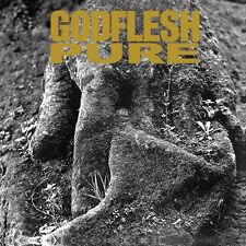 Godflesh - Pure Cassette Tape - Sealed - NEW COPY - Comes with awesome sticker