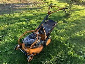 AS Motor 531 4T MK Commercial Professional Petrol Lawnmower Push Grass Mower