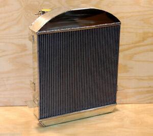 FOR Ford Model T Custom Aluminum Radiator Ratrod Rat Rod Model-T Chevy Dodge