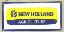 NEW HOLLAND AGRICULTURE BANNER- 48