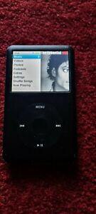 Apple iPod Classic 6th Generation 80 GB - Black
