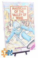 "Nausicaa of the Valley of Wind #1 of 7 Viz Comics 1988 ""Moebius Poster"" VF-VF+"