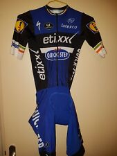 maillot cycliste MARTIN QUICK STEP skinsuit tour france cycling jersey radtrikot