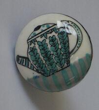 Anthropologie Tea Ceramic Knob