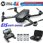 Holy Stone HS105 HS720E 4K EIS Camera GPS RC Drone 5G Brushless Quadcopter+Case