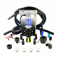 Sotera SS425B 12 Volt 15 GPM Chemical Transfer Pump with Tote Mounting Package