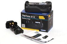 PIXEL VERTAX D12 BATTERY GRIP MB-D12  Nikon EN-EL15 handgrip per D800 D800E D810