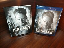 Die Hard (Blu-ray+Hd Digital,30th Anniversary)Collector Slipcover-New-Free S&H