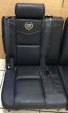 Escalade 3rd Third Row Seat Platinum Edition BLACK Right or Left Side only