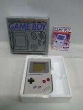 GB -- Game Boy Console Gray -- Game Boy, JAPAN Game Nintendo. 00009